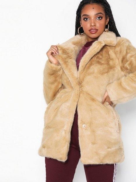 Only onlMILANA Faux Fur Coat Otw Faux Fur