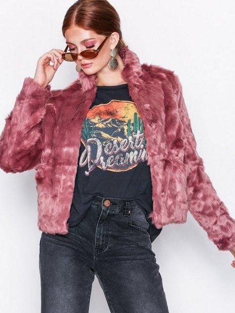 Only onlVIVA Fur Jacket Cc Otw Faux Fur