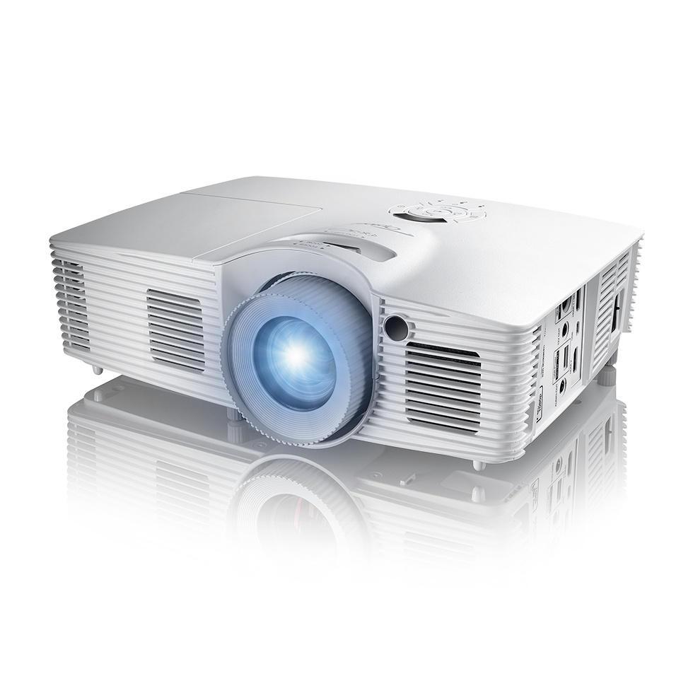Optoma HD39DARBEE DLP projektor 3500 ANSI LUMEN 1920 X 1080 32.000: 1 hemmabio projektor