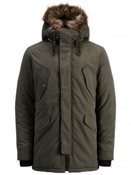 PRODUKT Classic Parka Coat Man Grön