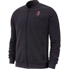 Paris Saint-Germain Track Jacka Fleece – Grå/Navy