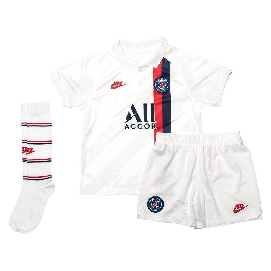 Paris Saint-Germain Tredjetröja 2019/20 Mini-Kit Barn
