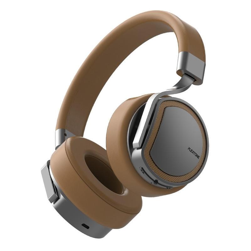 Plextone BT270 Trådlös Bluetooth-Hörlurar 800mAh 8G RAM MP3 Heavy Bass Headset för iPhone Samsung