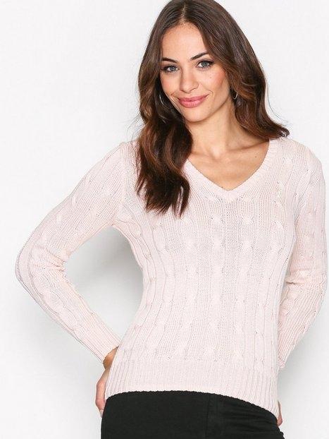 Polo Ralph Lauren Kimberly Long Sleeve Sweater Stickade tröjor