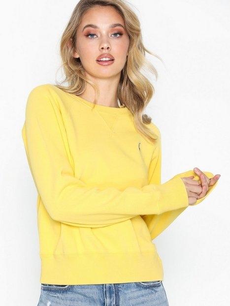Polo Ralph Lauren Ls Ragln Po-Long Sleeve-Knit Sweatshirts
