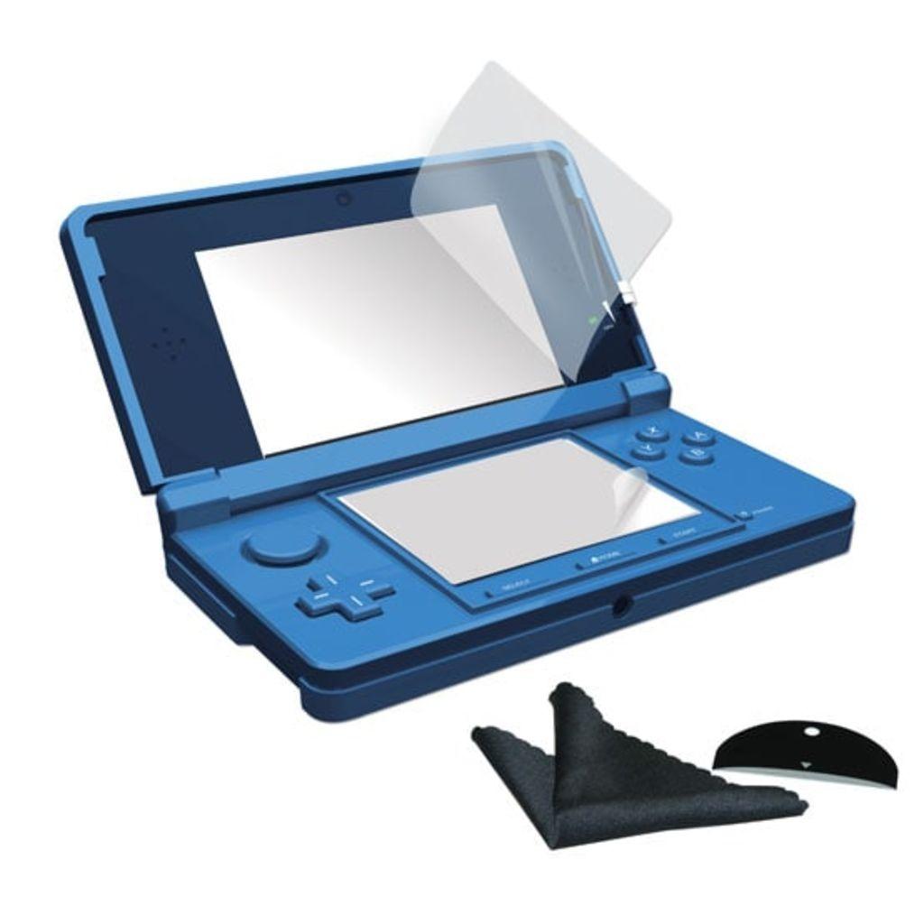 Prylxperten 3DS Screenprotector / Skärmskydd