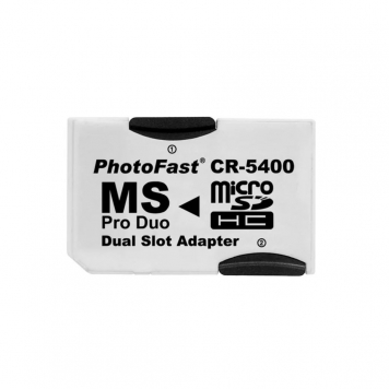 Prylxperten MicroSD till Memory Stick PRO Dual adapter