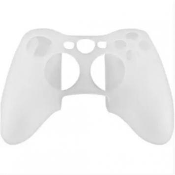 Prylxperten Silikonöverdrag till Xbox 360 handkontroll, vit