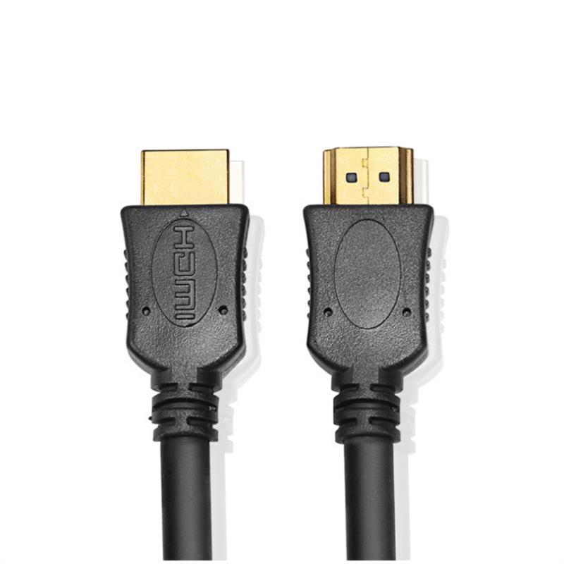 QG HDMI QG021 3M HDMI-förlängningskabel 3D 4K 60Hz Datakabelstöd HDMI 2.0-versionskabel för PS3 PS4 Xbox-projektor LCD-T