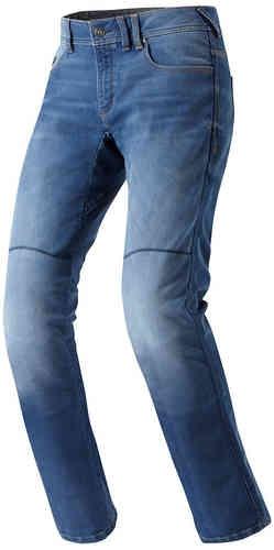 Revit Jersey Jeans Byxor Blå 36