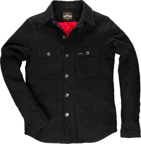 Rokker Black Jack Rider Varm tröja Svart S
