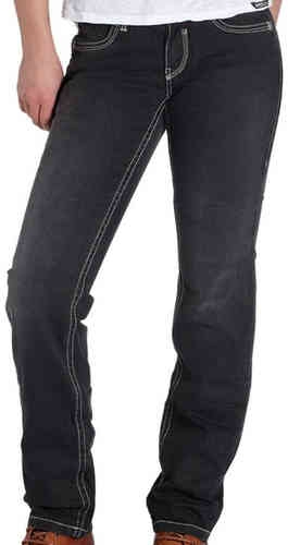 Rokker The Lady Jeans Blå 28