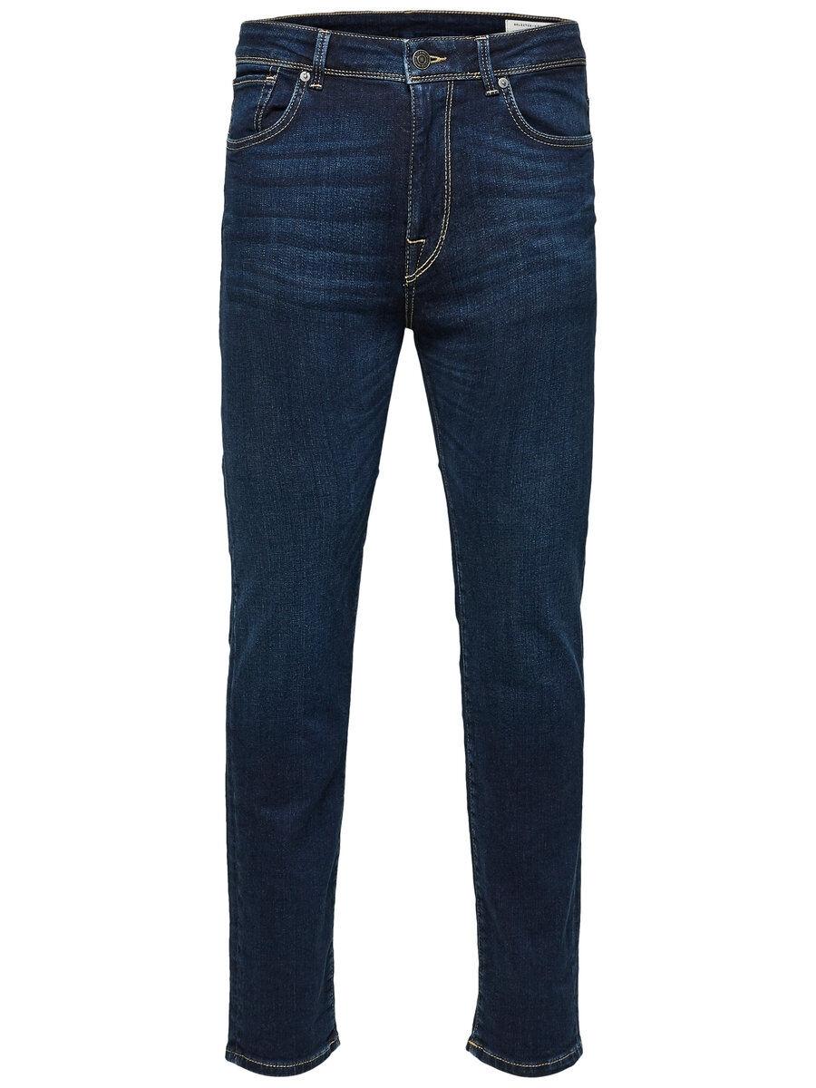 SELECTED 1003 – Slim Fit-jeans Man Blå