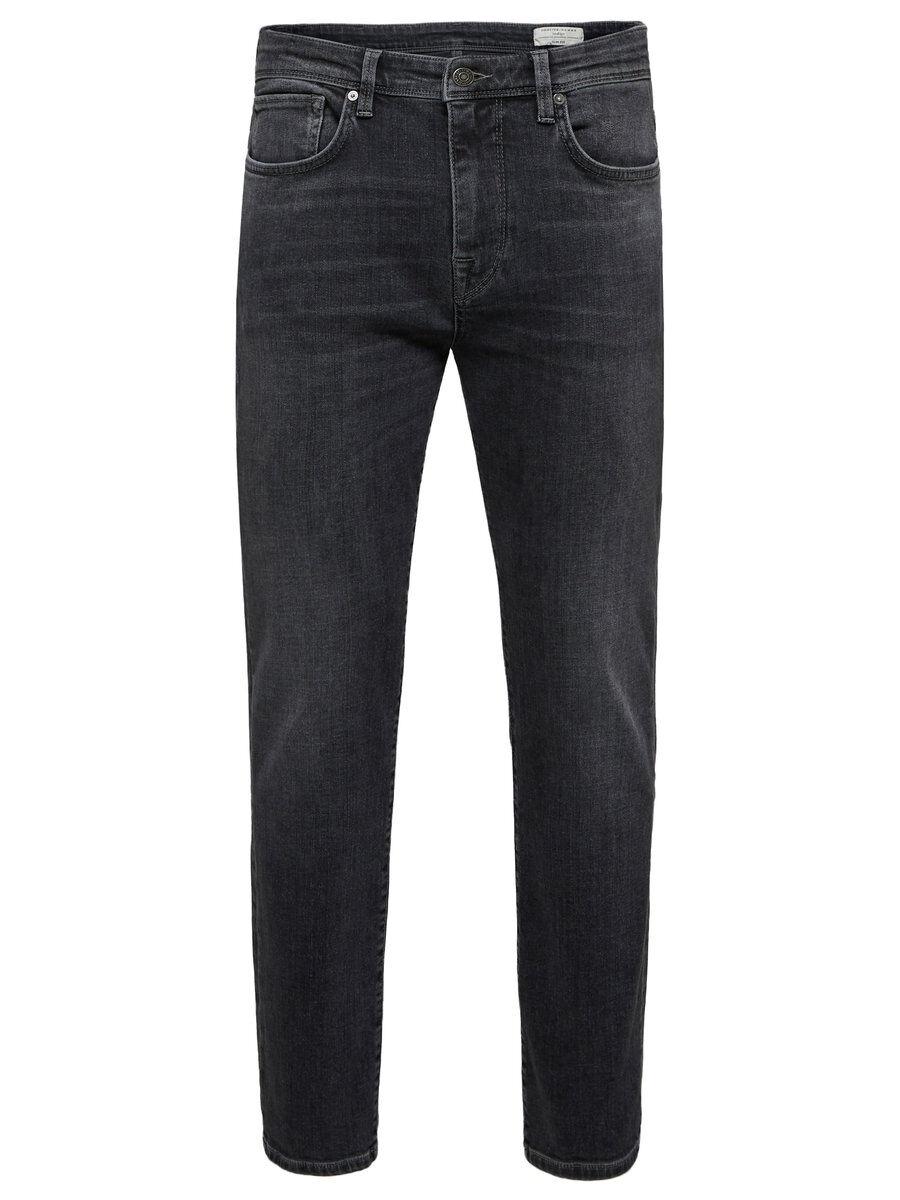 SELECTED 1005 – Slim Fit-jeans Man Grå