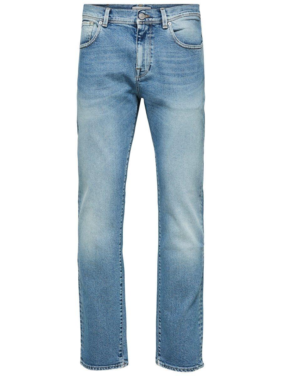 SELECTED 1466 – Slim Fit-jeans Man Blå
