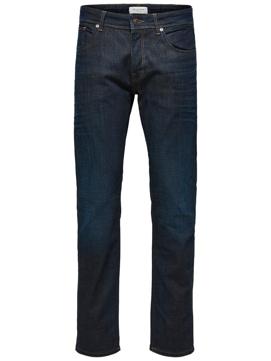 SELECTED 6133 – Regular Fit-jeans Man Blå