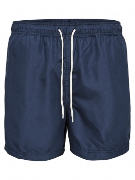 SELECTED Basic - Badshorts Man Blå