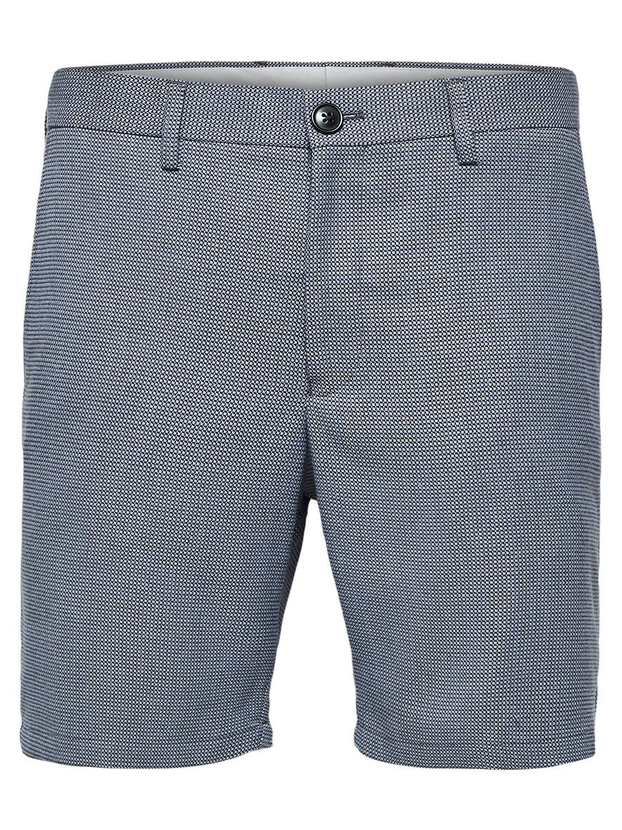 SELECTED Regular Fit – Shorts Man Blå