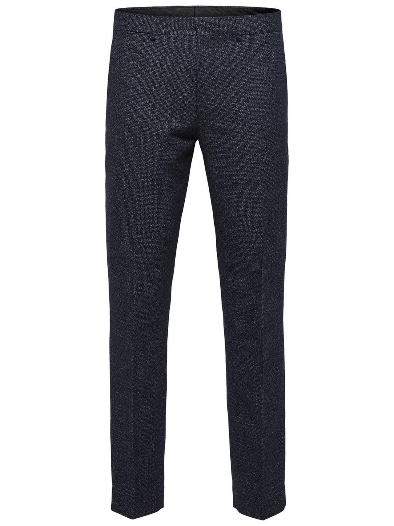 SELECTED Regular Fit – Trousers Man Blå