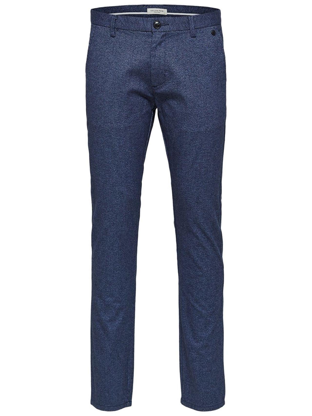 SELECTED Slim Fit – Trousers Man Blå
