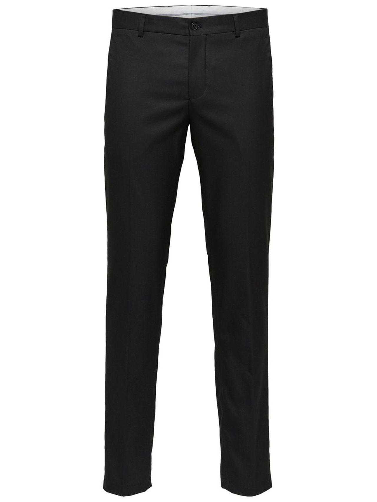 SELECTED Slim Fit – Trousers Man Svart