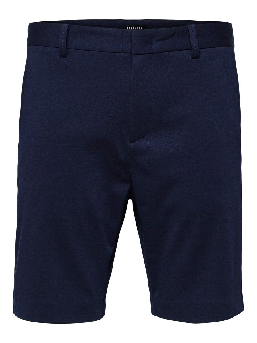 SELECTED Tapered Fit – Shorts Man Blå
