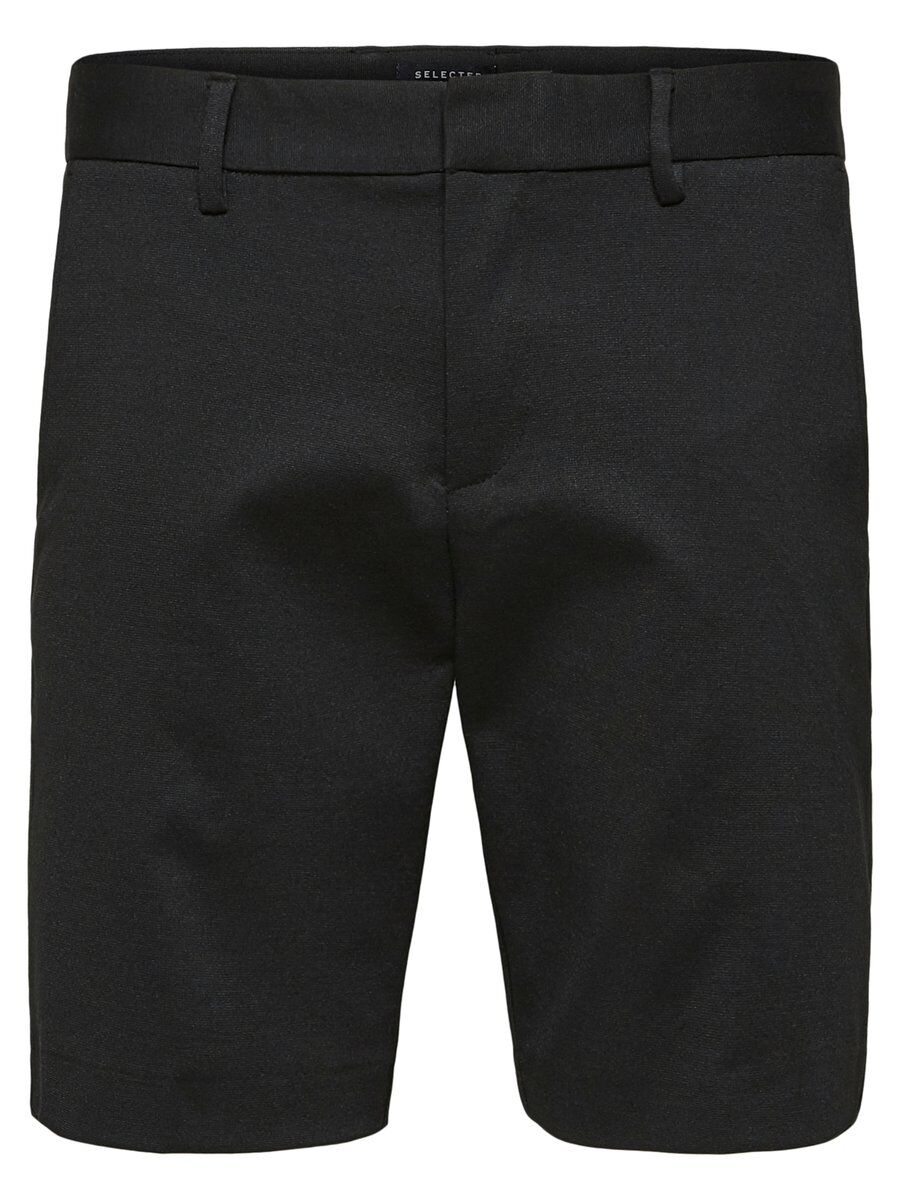 SELECTED Tapered Fit – Shorts Man Svart