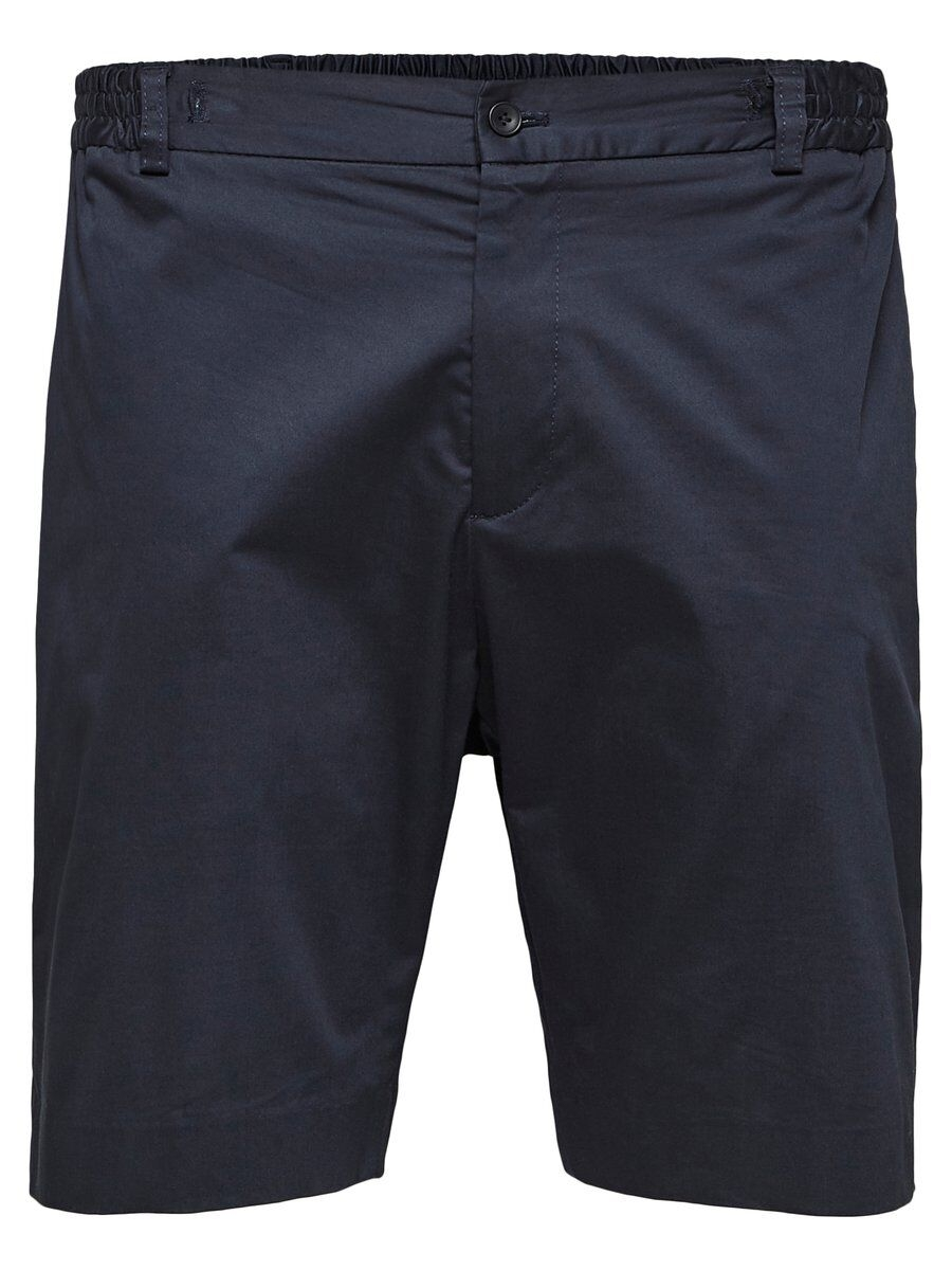SELECTED Tapered Fit Träningsinspirerade – Chinoshorts Man Blå