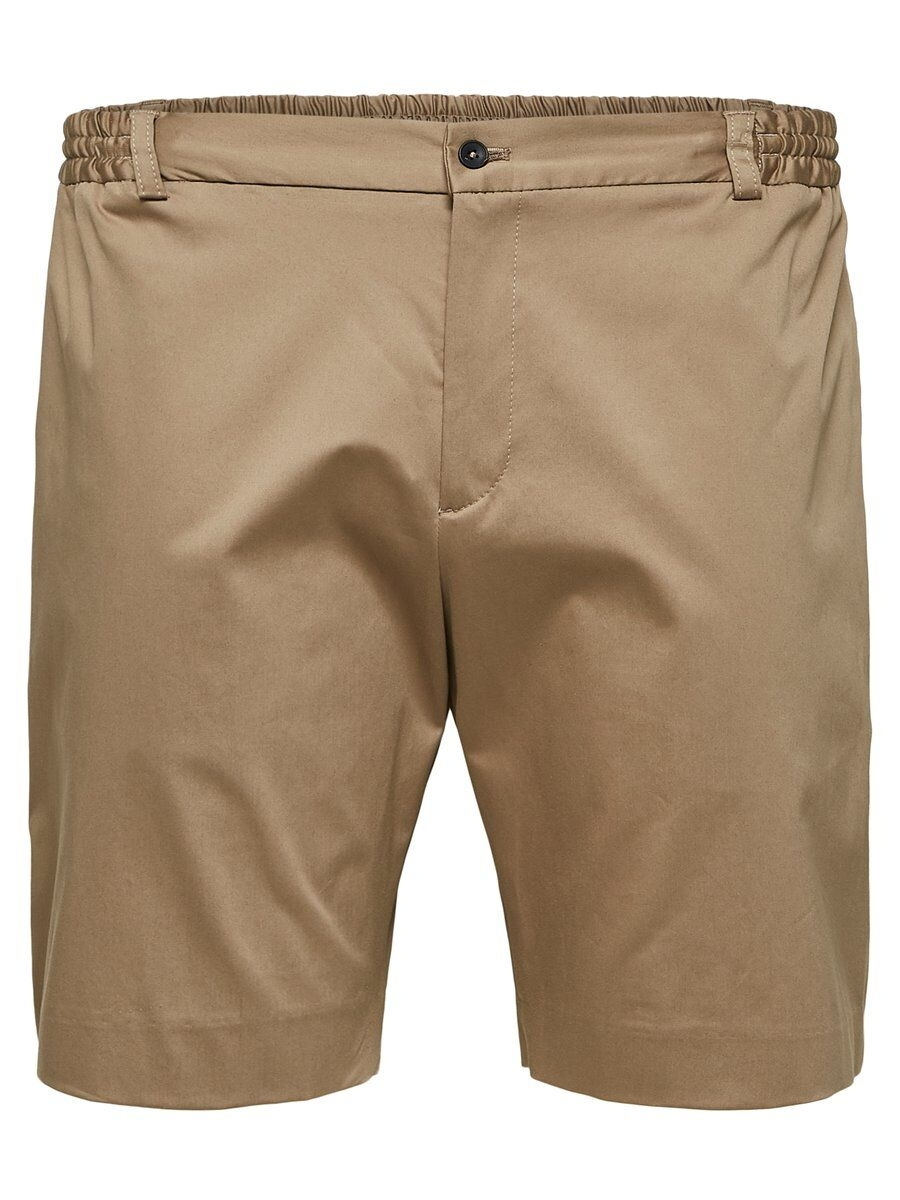 SELECTED Tapered Fit Träningsinspirerade – Shorts Man Brun