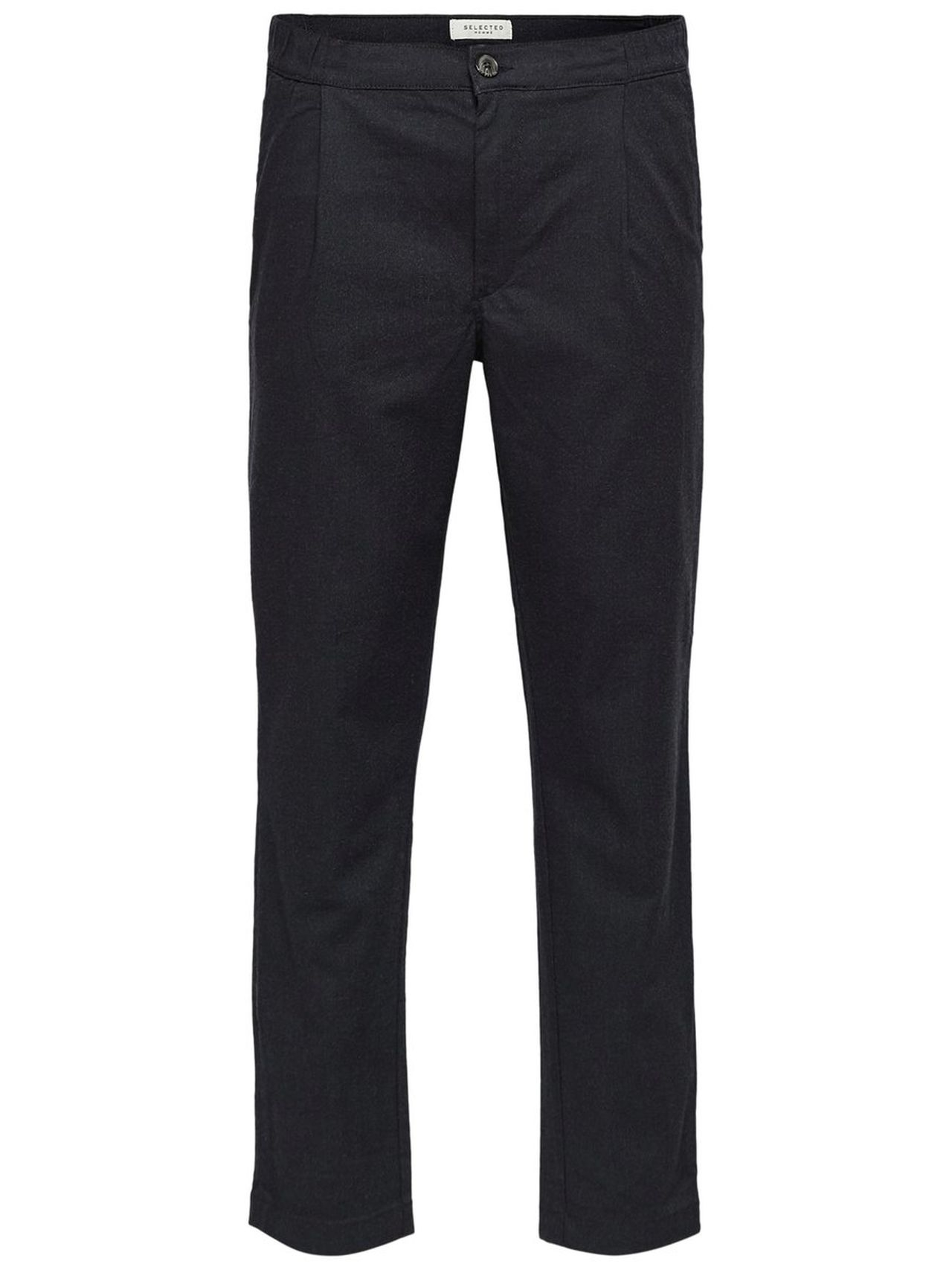 SELECTED Tapered – Trousers Man Svart