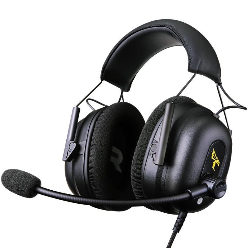 SOMiC G936N Virtual 7.1 Surround Sound 3.5mm + USB Gaming Hörlurar Headset för PS4 XBOX