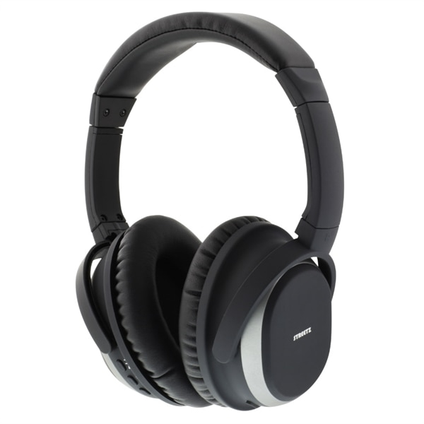 STREETZ Bluetooth Noise-Cancelling Headset