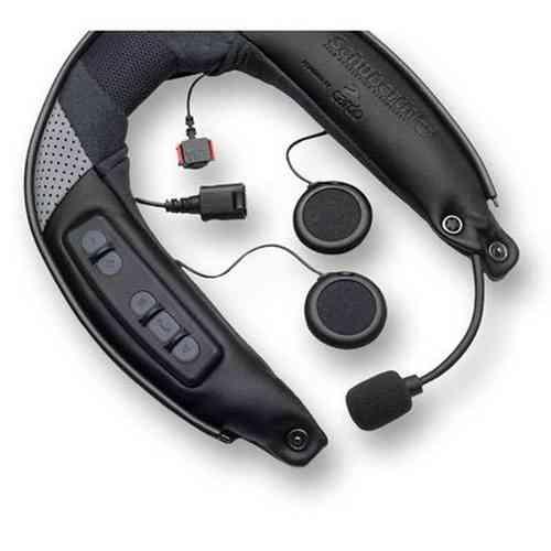 Schuberth SRC System C3 Pro / E1 Kommunikationssystem Svart XL