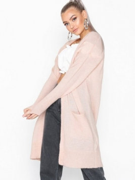 Selected Femme Slflivana Ls Knit Cuff Cardigan Cardigans