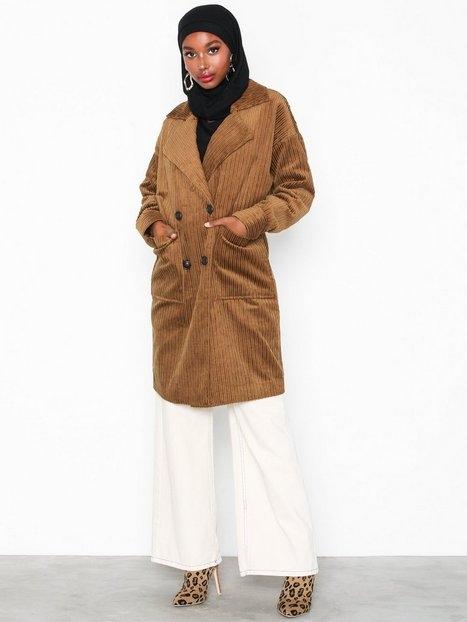 Selected Femme Slfsavanna Jacket W Kappor