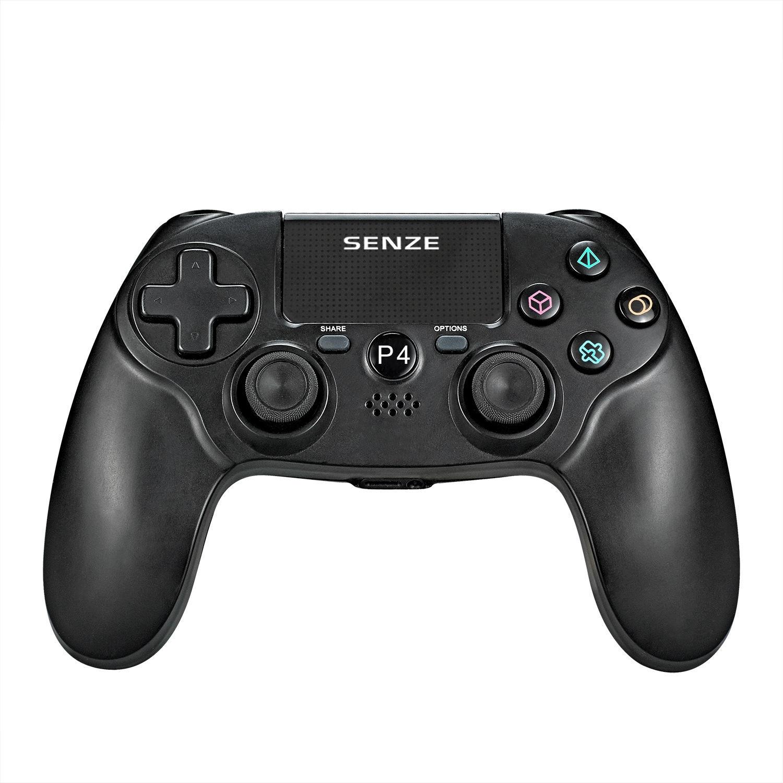 Senze SZ-4003B Bluetooth-spelkontroll Gamepad för Sony för Playstation 4-spelkonsol PS4