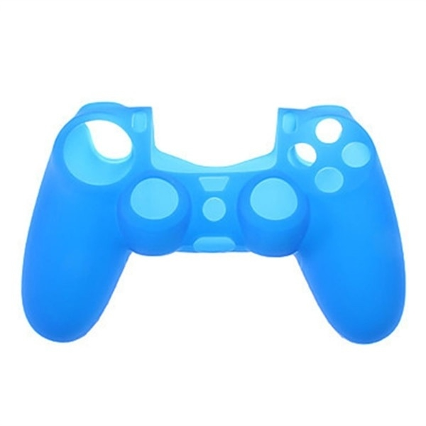 Silikongrepp till Sony PS4 Controller Blå