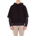 Sweatshirts Ben Taverniti Unravel Project UMBB023F18209006