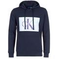Sweatshirts Calvin Klein Jeans MONOGRAM BOX LOGO HOODIE
