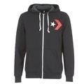 Sweatshirts Converse CONVERSE STAR CHEVRON GRAPHIC FULL-ZIP HOODIE