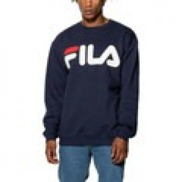 Sweatshirts Fila Unisex Classic Pure Sweat Azul