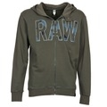 Sweatshirts G-Star Raw MOIRIC HOODED VEST SW L/S