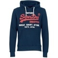 Sweatshirts Superdry SWEAT SHIRT SHOP DUO HOOD