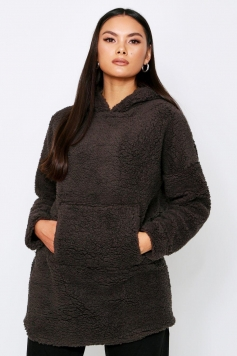 Teddy Hooded Sweater