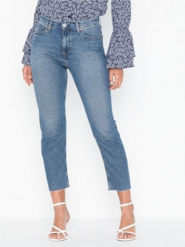 Tommy Jeans High Rise Slim Izzy Crop Aclbc Slim