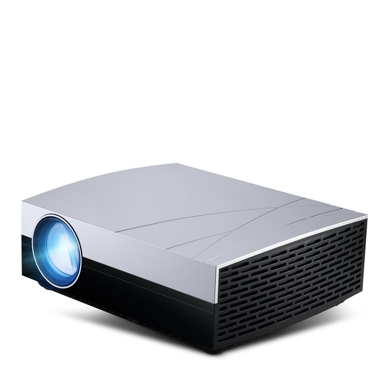 Vivibright F20UP-projektor Android 6.0 1280×800 HD 1080P 3000 Lumens 2000: 1 Kontrastförhållande LED Video Hemmabioproje