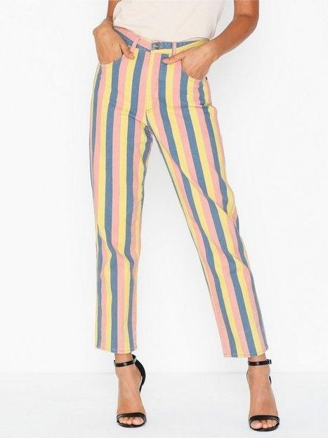 Wrangler Mom Jeans Straight