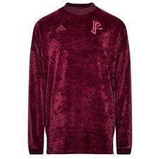 adidas Sweatshirt Paul Pogba – Bordeaux