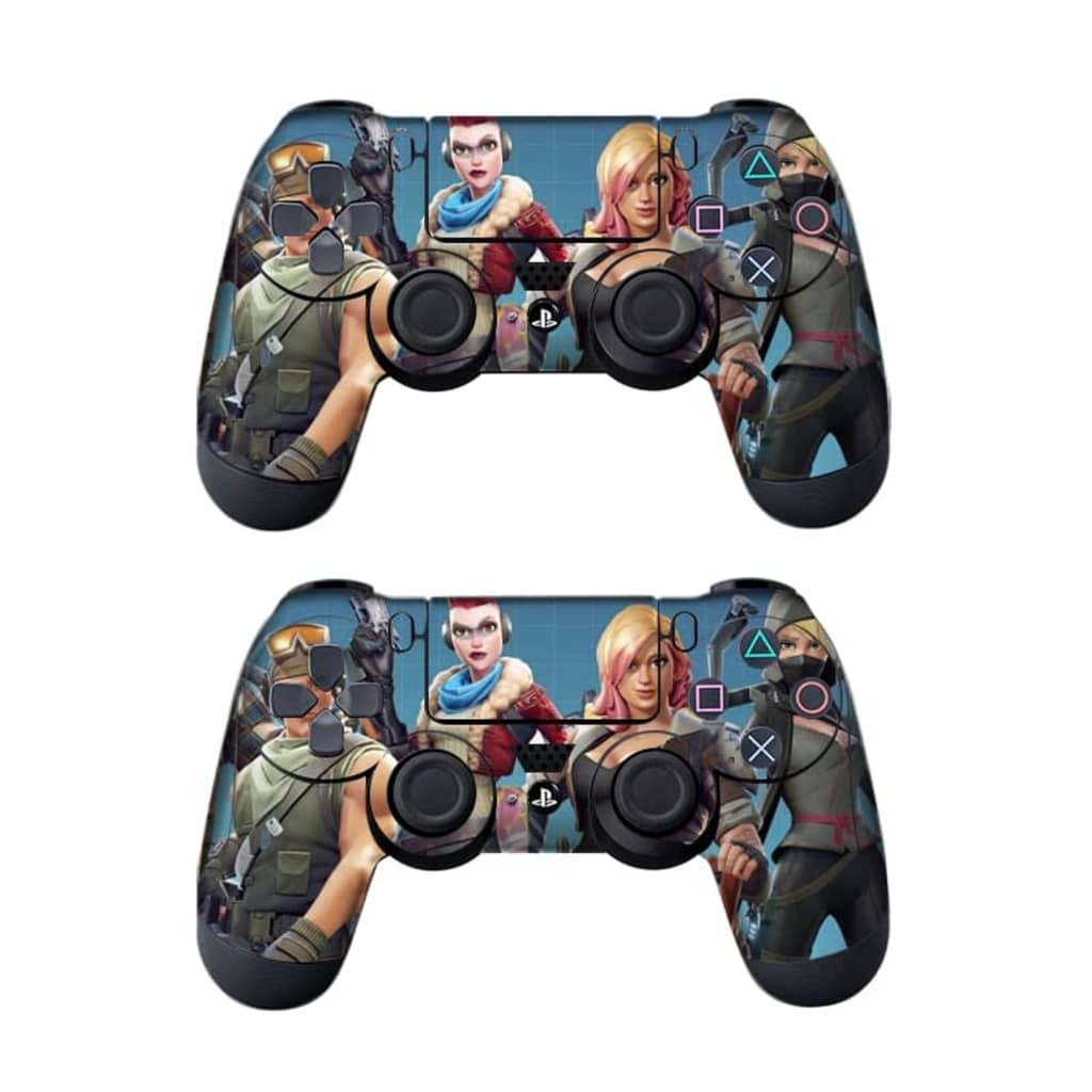 eStore 2x Fortnite Skins till Playstation 4 Handkontroller – Nr. 11