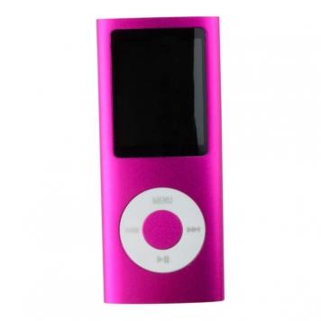 eStore 8GB Multimedia Spelare (Radio, Musik, Film, E-bok) - Rosa